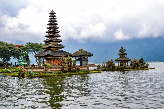 Ulun-Danu-Tempel 2