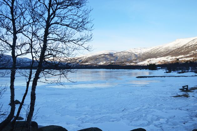 Ustedalsfjorden-geilo