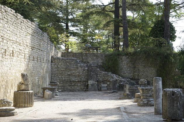 Vaison_La_Romaine_museum