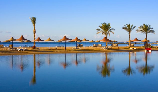 vakantie-egypte-strand
