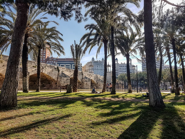 valencia-stadspark