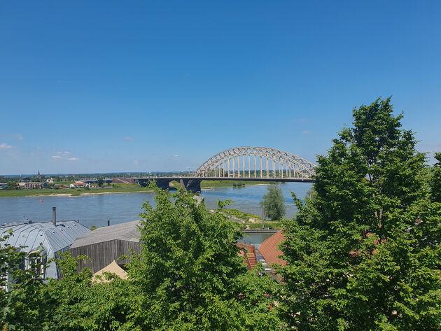 Valkhofpark-uitzicht