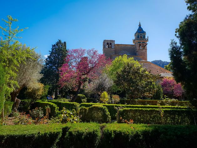 Valldemossa-klooster