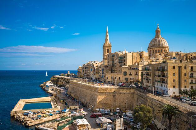 valletta-hoofdstad-malta