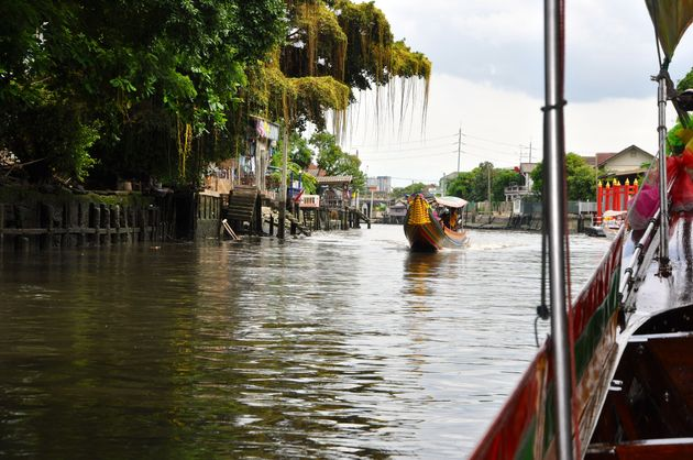 varen-Chao-Phraya-rivier