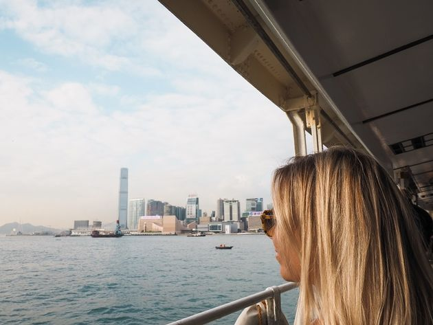 Varen met Star Ferry Hong Kong