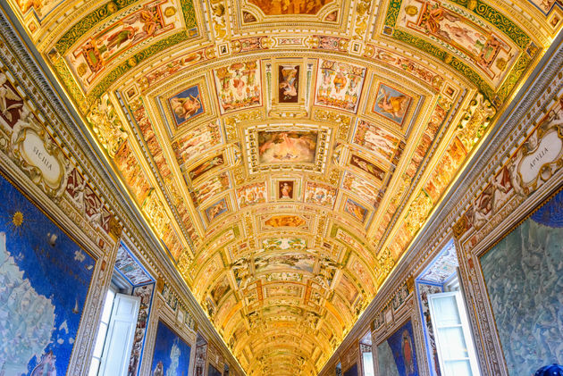 vaticaan-museum-plafond