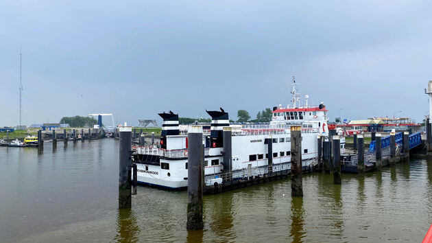 Veerboot_Schiermonnikoog