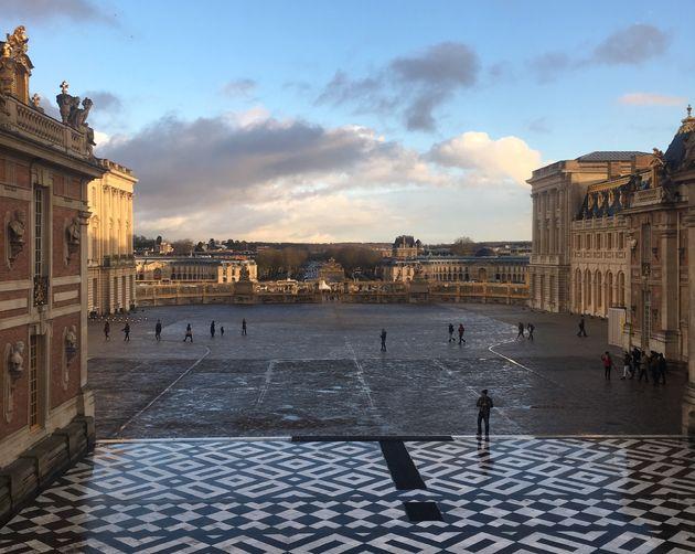 Versailles-parijs