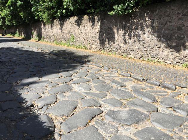 via-appia-stenen