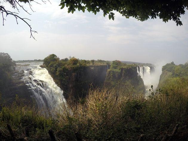 Victoria Watervallen Zimbabwe (1)