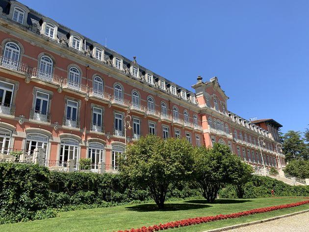 Vidago Palace 4