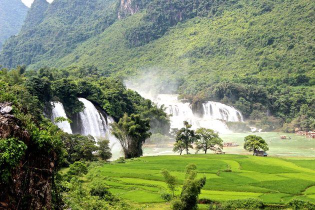 Vietnam-Cao-Bang-watervallen
