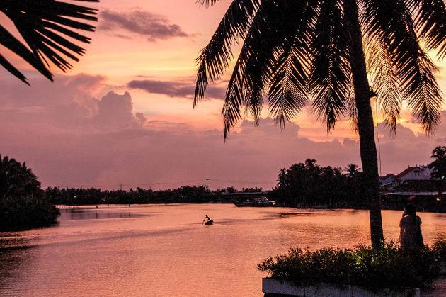 Vietnam-Mekongdelta-avond