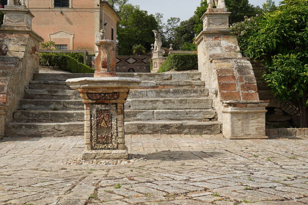 Villa Bonaccorsi_tuinen