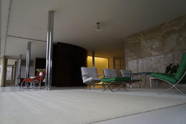 Villa Tugendhat_kruiskolommen