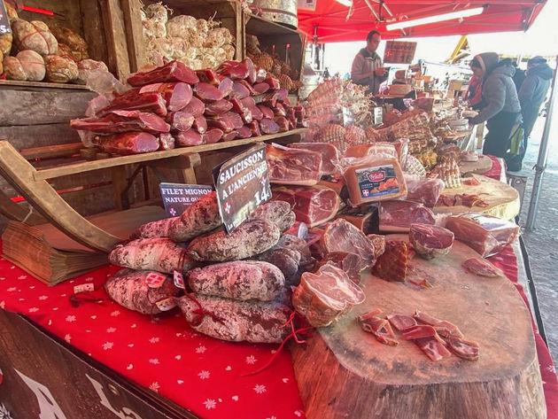 Vleesmarkt