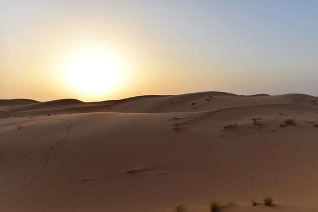 wahiba-sands-zonsondergang