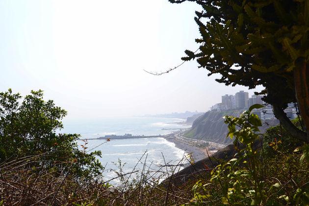 Wandeling-kust-lima