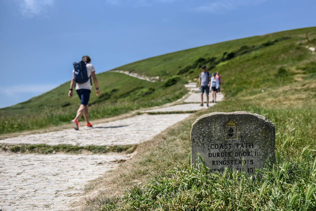 wandelpad-durdle-door