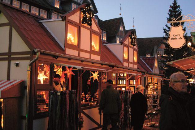 Weihnachtsmarkt_Wolfenbüttel