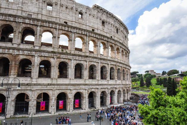 wereldwonder-Colosseum-italie