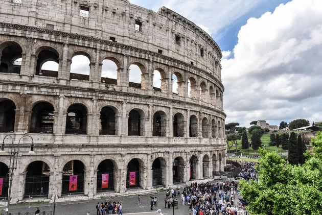 wereldwonder-colosseum-rome