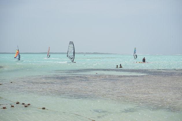 Windsurfersparadise_Bonaire