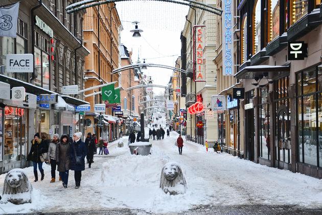 Winkelen-Stockholm
