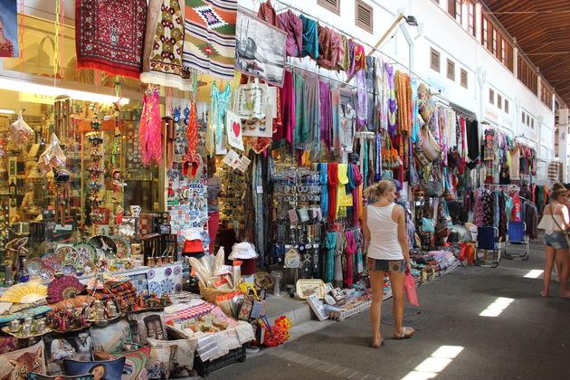 Winkels Noord-Cyprus