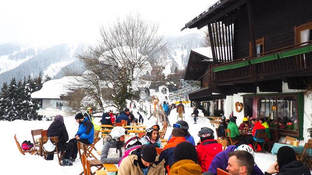 wintersport-gezelligheid