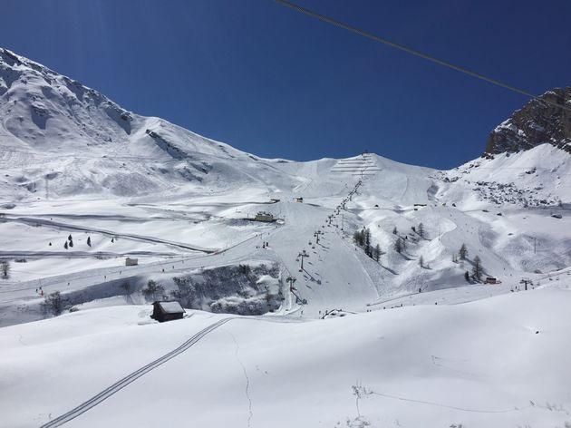 Wintersportparadijs Val Gardena