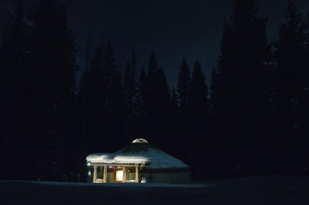 yurt-solitude