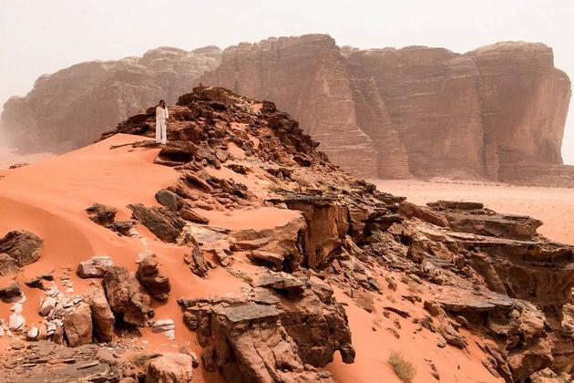 zandstorm-jordanie