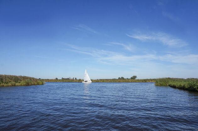 zeilboot-friesland