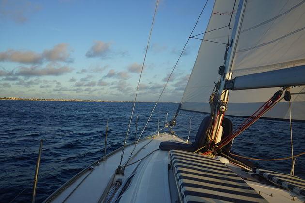 Zeilboot-huren-Bonaire