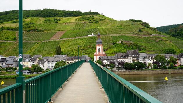 Zell_voetgangerbrug