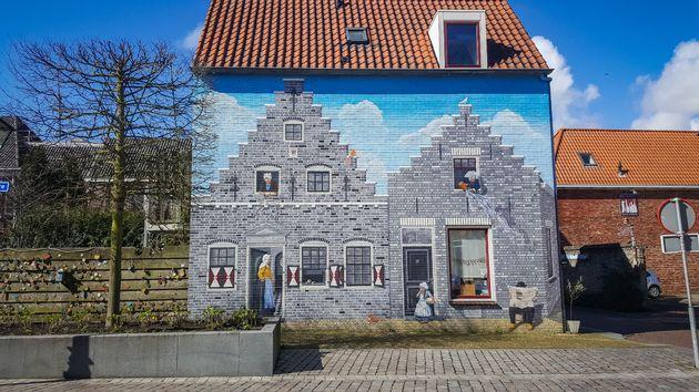 zierikzee-muurschildering