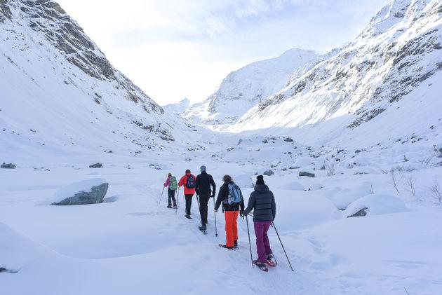 zinal-gletsjer-wandeling