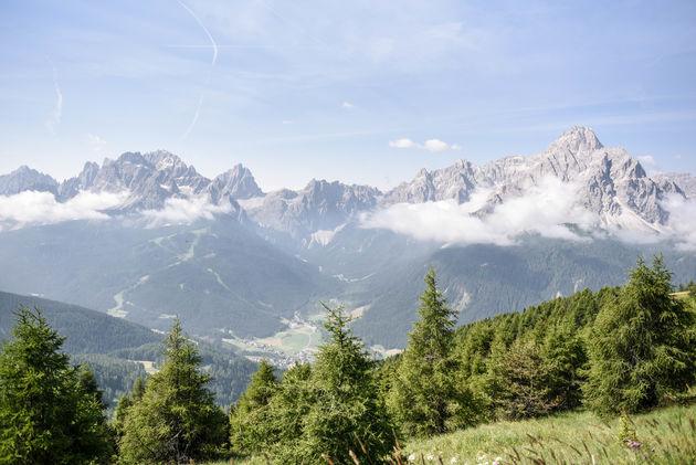 zomer-bergen-italie