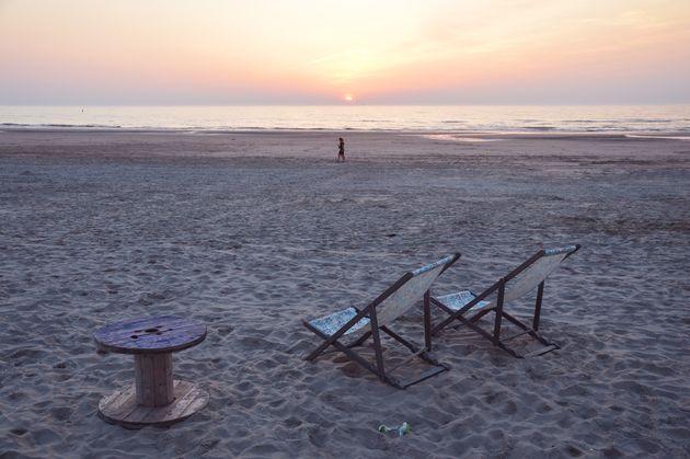 zonondergang-vakantie-eigen-land