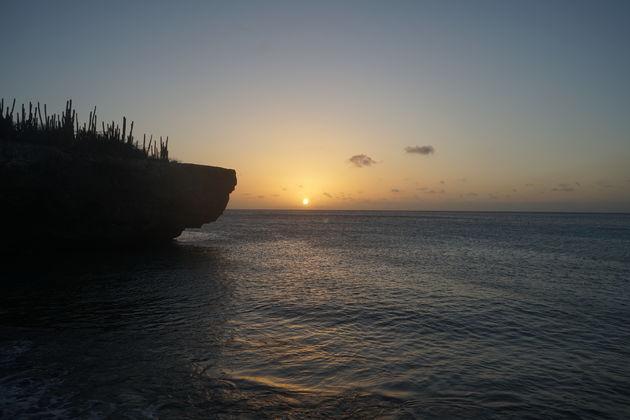 Zonsondergang_Bonaire