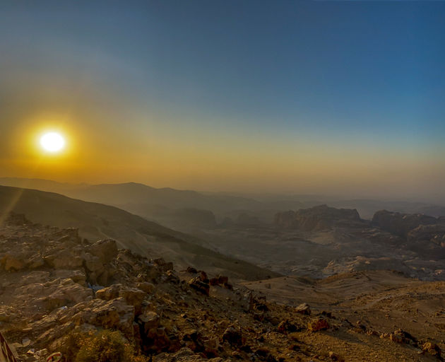 zonsondergang-egypte