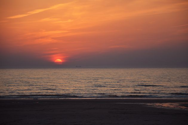zonsondergang-zuid-holland