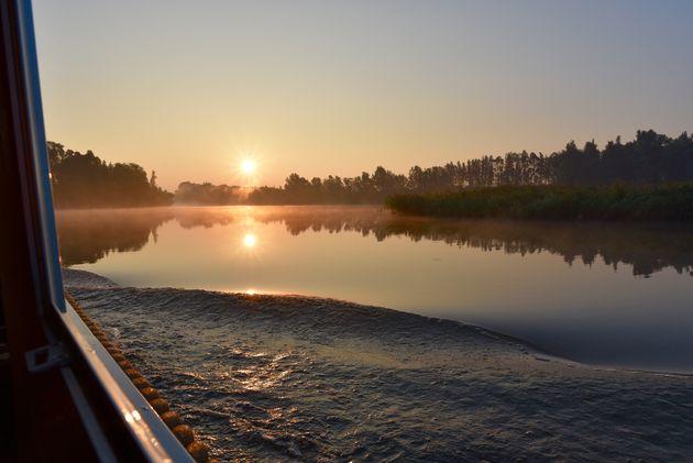 zonsopkomst-biesbosch