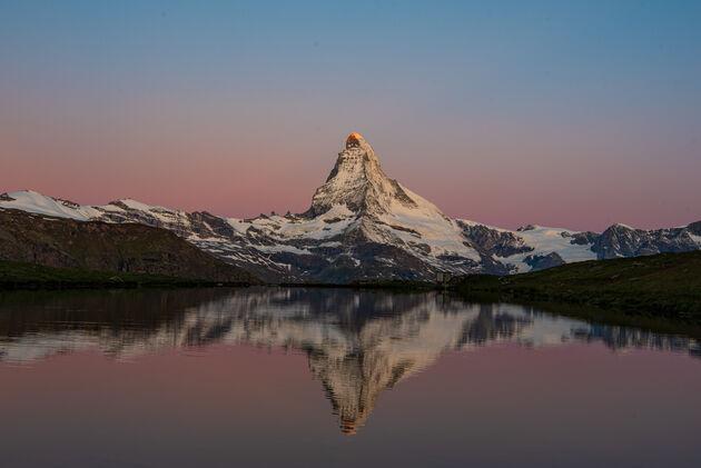 zonsopkomst-matterhorn