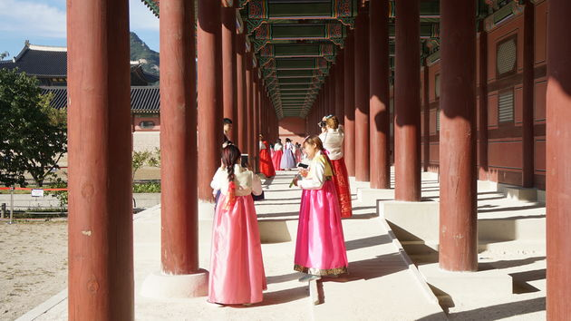 Zuid-Korea_Han_Bok_kleding
