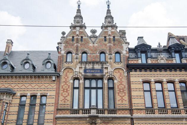 zurenborg-architectuur