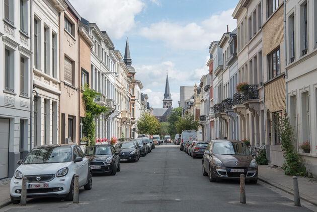 zurenborg-straat