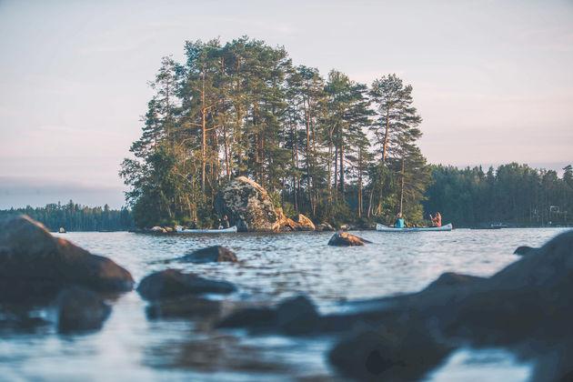zweden-canoe-trip